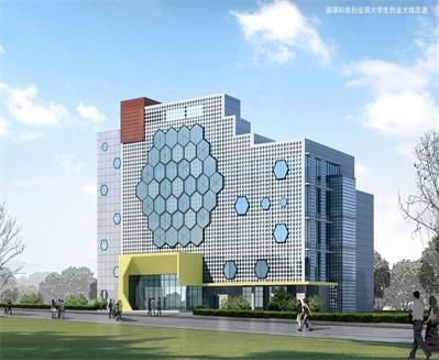 long8龙8国际首页科技创业园大学生创业大楼