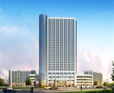 湖南金阳农产品商贸物流中心一期运营管理中心