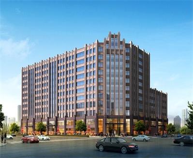 湖南彩虹贸易大厦