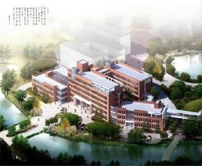 湖南科技大学商学院教学楼