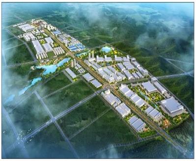 龙8国际首页九华工业西片区控制性详细规划