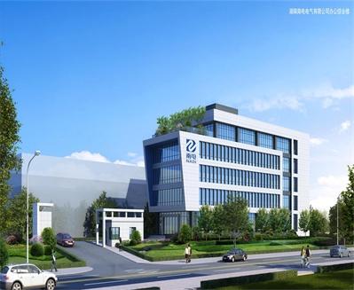 湖南南电电气有限公司办公楼
