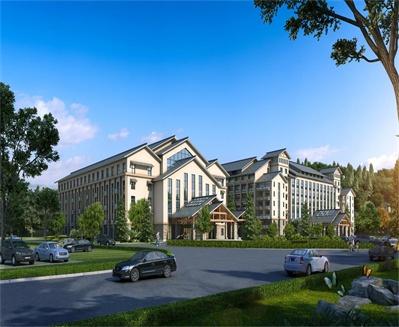 盘龙大观园酒店项目