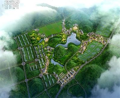 齐白石景区规划设计